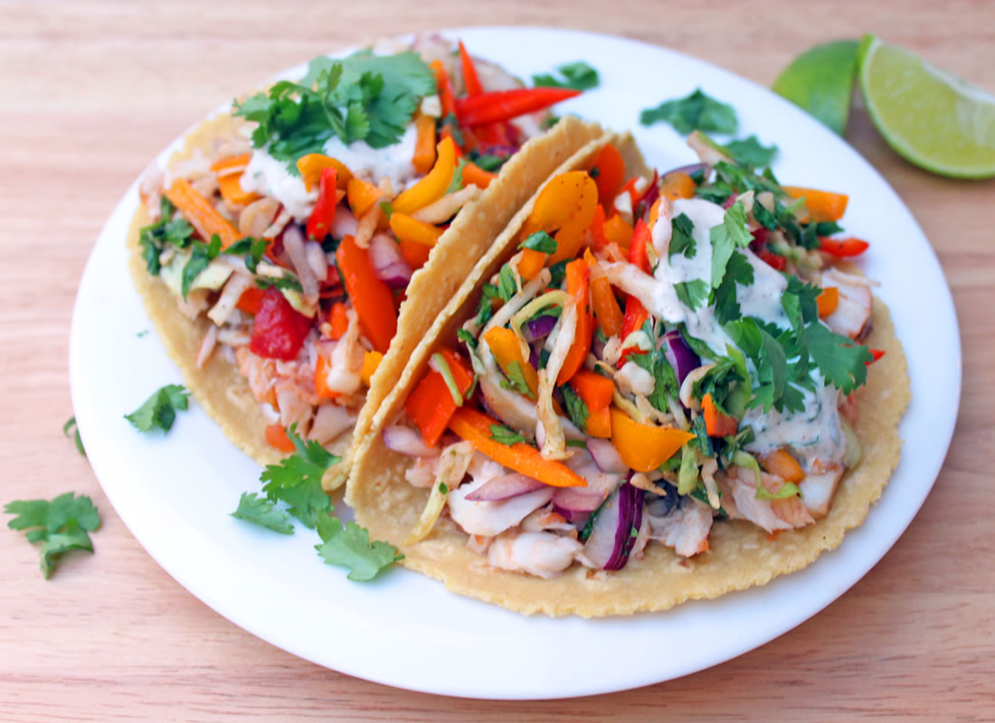 Love my diet grilled fish tacos for How to cook cod for fish tacos